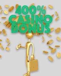 400% casino bonus deutschland