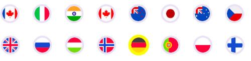 Sprachen bei 7Signs