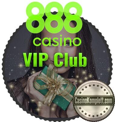 888 Treueprogramm VIP