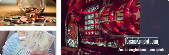 Casino Bonus mit minimaler Einzahlung casinokomplett
