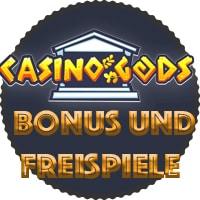 Casino Gods Bonus und freispiele