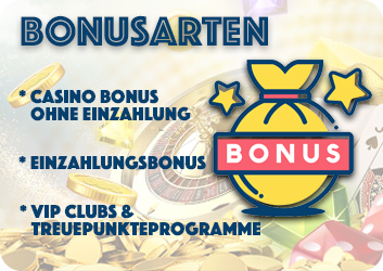 Bonusarten