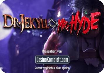 Dr.Jekyll & Mr.Hyde spielautomat