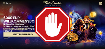 400% Bonus im 4 Crowns Casino