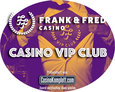 Frank & Fred Casino VIP Club