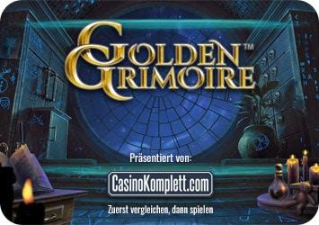 Golden Grimoire spielautomaten