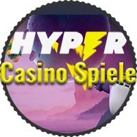 Hyper casino spiele logo