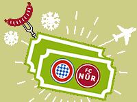 Kampagnen Tickets für FC Bayern und 1.FC Nürnberg