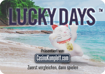 Lucky Days casino test