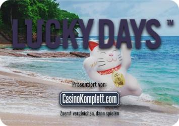 Lucky Days erfahrungen