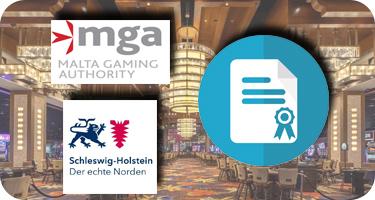 Online Casino mit Lizenzen