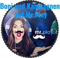 Mr play boni und kampagnen