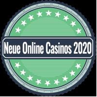 Neue online casino 2020 Grün logo