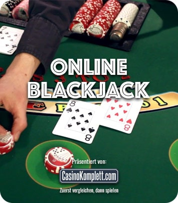 Online Blackjack Spiel