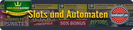 Onlinecasino deutschland logo, slots und automaten, casinokomplett.com logo