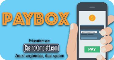 Paybox zieht sich aus Online Casinos zurück