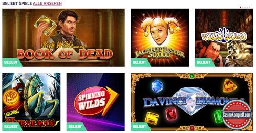 PlayOJO casino speilautomaten