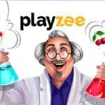Playzee logo unt Zeegmund