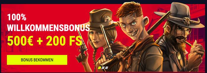 Bonus von Rabona