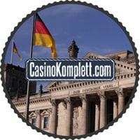 Reichstagsgebäude casinokomplett runden