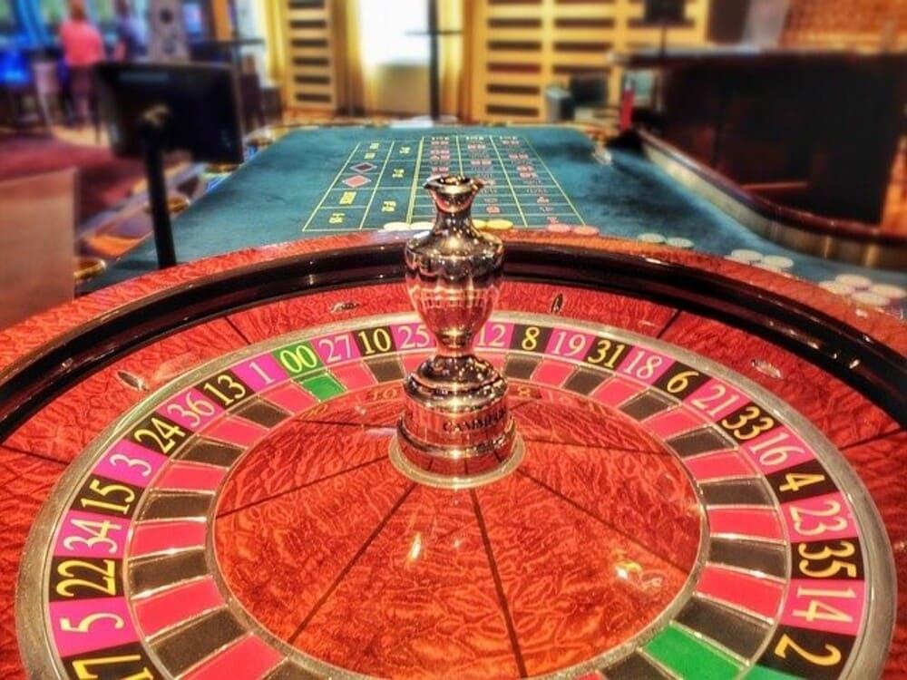 Roulettetisch - Online Casino Vergleich