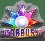 Starburst spielautomat logo