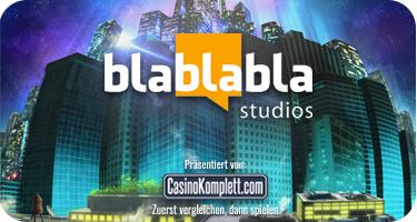 bla bla bla studios casinokomplett