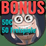 cashmio bonus und freispiele, glücklicher minion