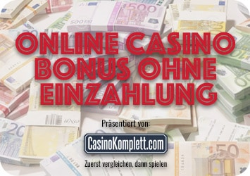 casino bonus ohne einzahlung deutschland