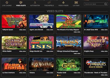casinocasino video slots