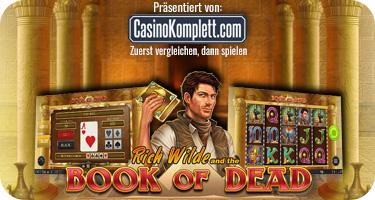Book of Dead - CasinoKomplett.com
