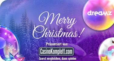 Dreamz Casino Fröhliche Weihnachten