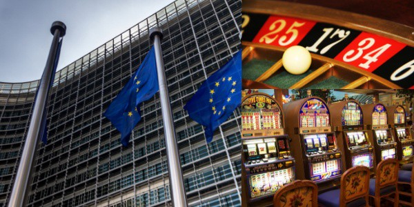 Europäische Kommission und Casino