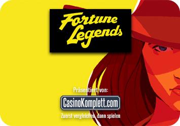 fortune legends casino erfahrungen