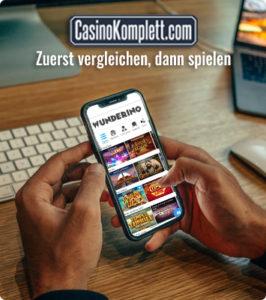 Handy Casinos: Mobiles Glücksspiel