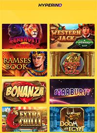 hyperino casino das spielangebot