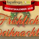 lapalingo Casino weihnachtskampagne