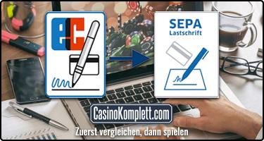 Lastschrift Online Casinos