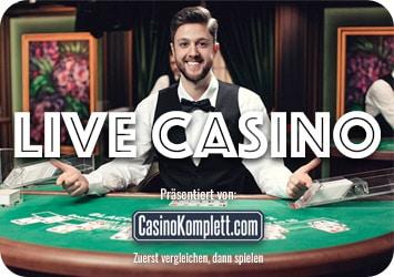 Live Casino CasinoKomplett