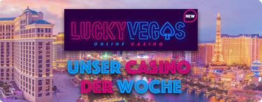 Casino der Woche: Lucky Vegas