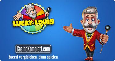 luckyLouis casino test casinokomplett