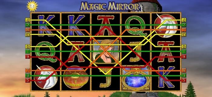 Magic Mirror Slot bei DrückGlück
