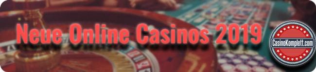neue online casinos 2019 und casinokomplett.com logo