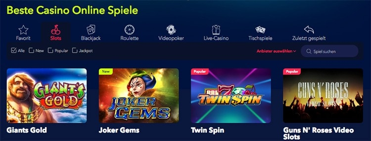 Nightrush Beste Online Casino Spiele