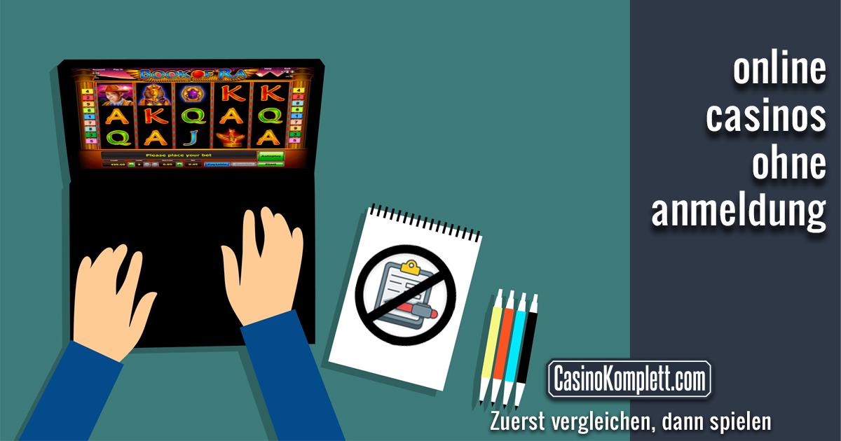 Online Casino Ohne Handy