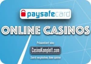 Die Besten Online Casinos Die 2021 Paysafecard Zahlungen Akzeptieren