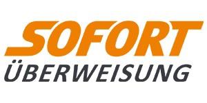 Logo von Sofortüberweisung