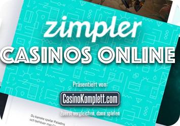 zimpler casinos online